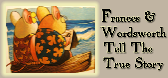 Frances and Wordsworth tell the true story